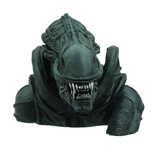 "Aliens Alien Warrior 8"" Vinyl Bust Bank"