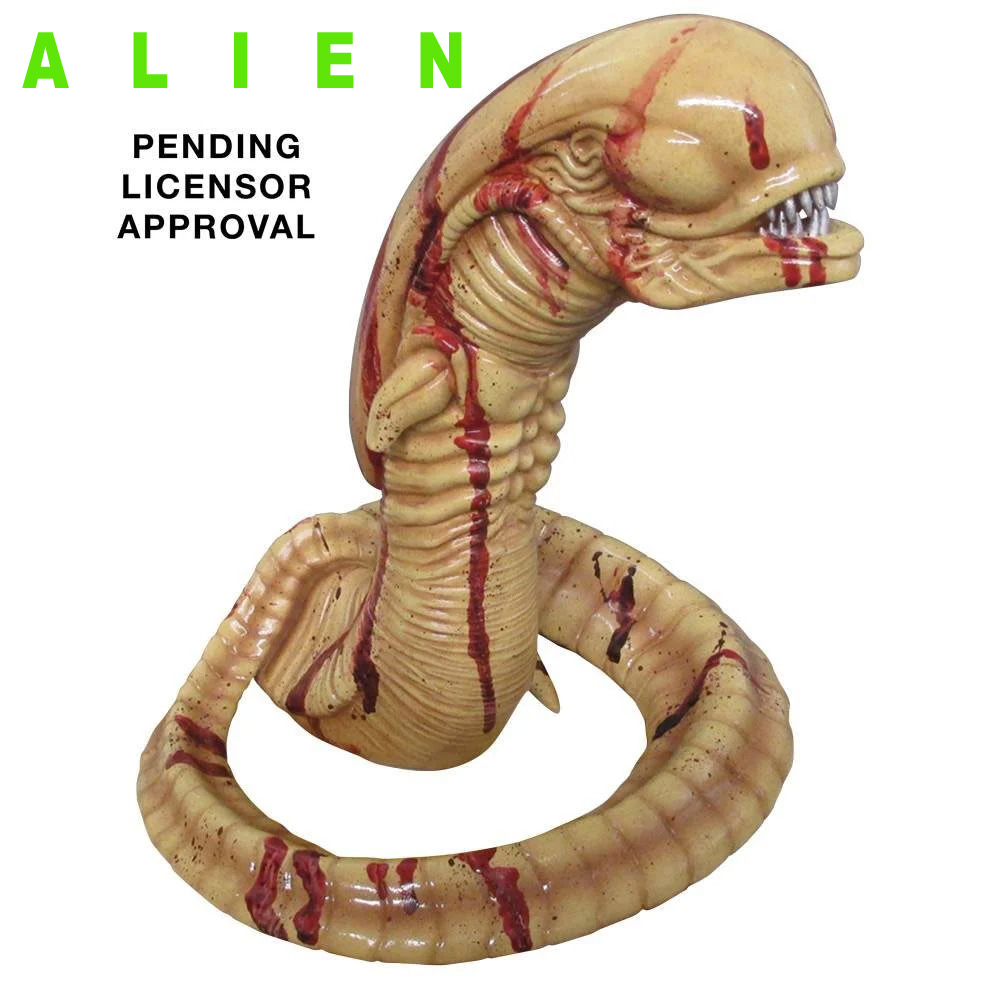Alien 1979 Chestbuster Mega Figure
