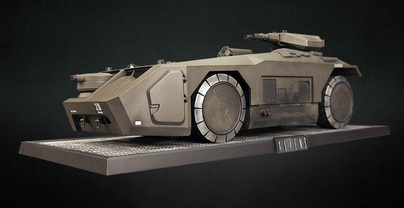 "Aliens M-577 APC Armored Personnel Carrier 20"" Replica"