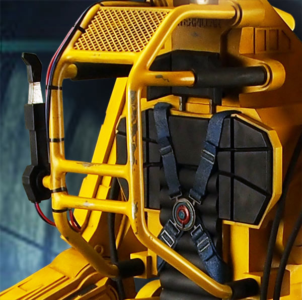 "Aliens Power Loader 33"" Tall Studio Scale Replica"
