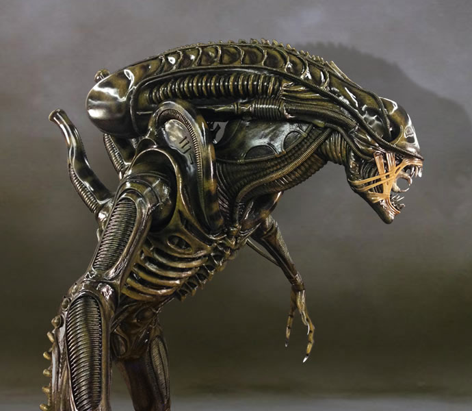 Alien 1/1 Scale Alien Warrior LIMITED EDITION of 150