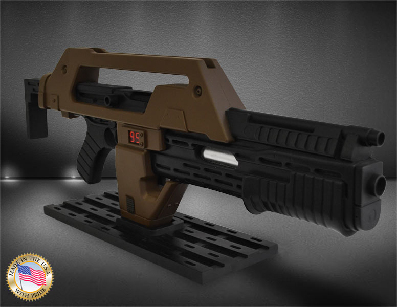 Aliens Pulse Rifle Brown Bess 1/1 Scale Prop Replica LIMITED EDITION