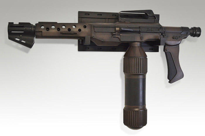 Aliens M240 Incinerator Movie Prop Replica