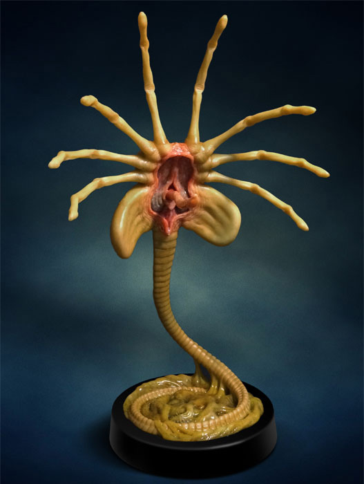 Alien Facehugger Life-Size Replica LIMITED EDITION OF 500