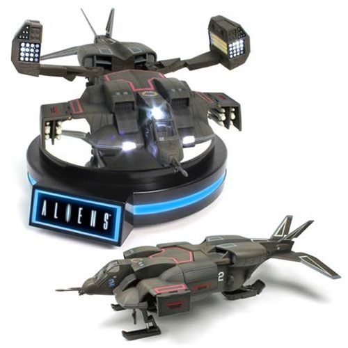 Aliens Drop Ship 1/85 Scale Magnetic Levitating Edition Replica Dropship