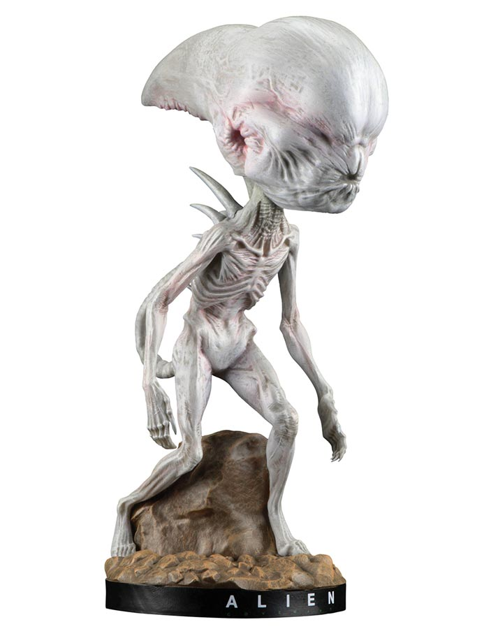 Alien Covenant New Creature Head Knocker Toy