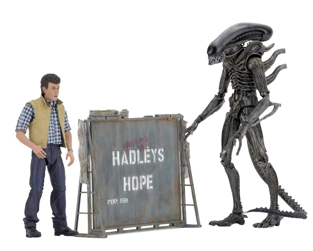 "Aliens Hadley's Hope 7"" Scale Figure Set"