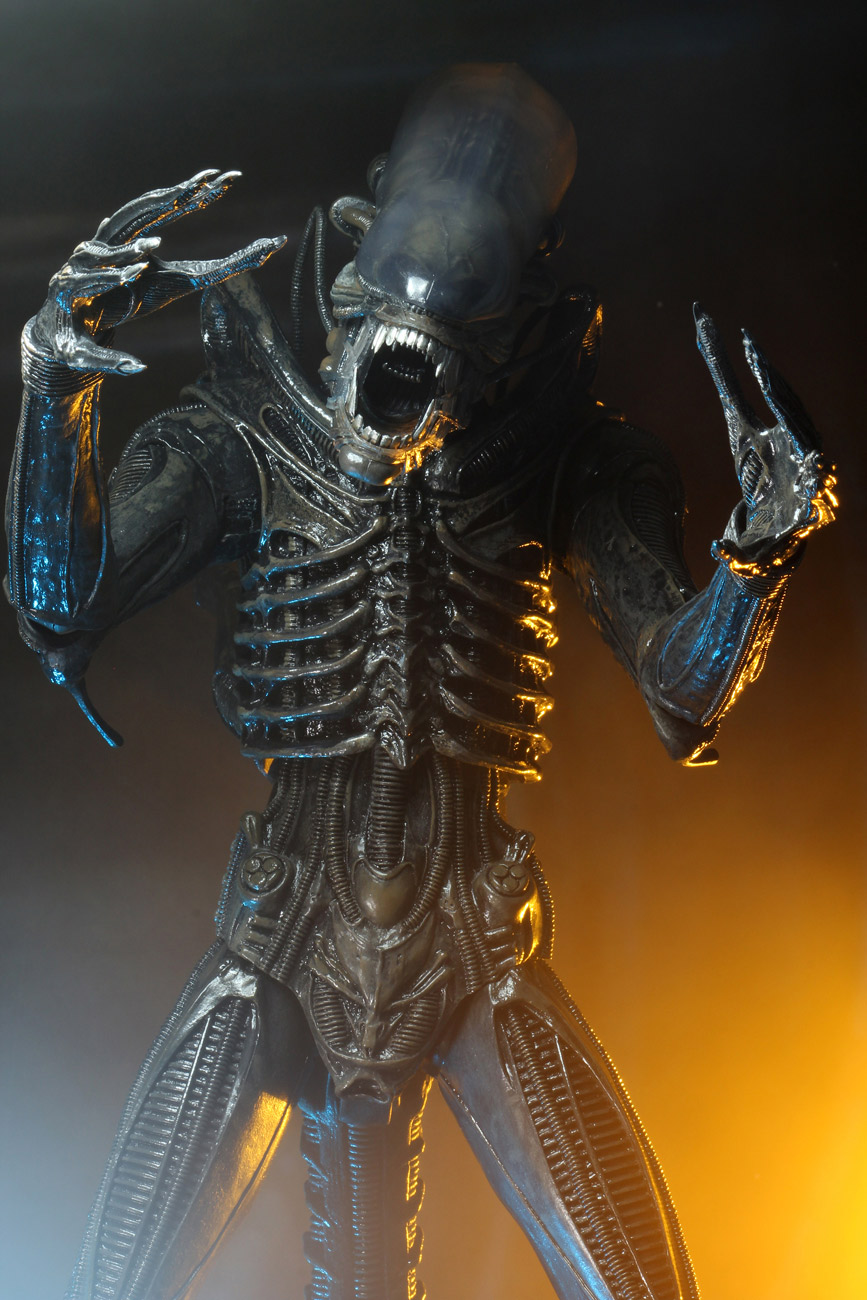 "Alien Big Chap 1/4 Scale 22"" Tall 40th Anniversary Deluxe Boxed Figure"