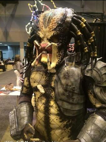 Predator 1987 Suit Replica Regular Version