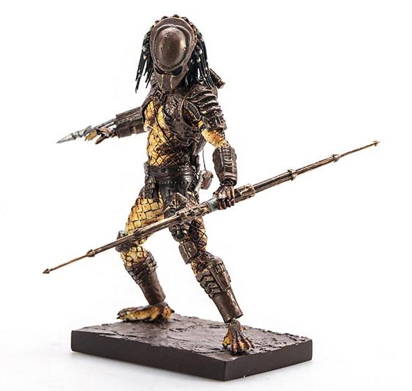 Predator 2 City Hunter 1/18 Scale Action Figure by Hiya