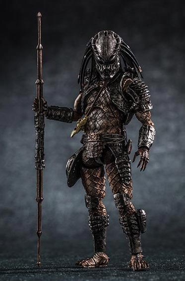 Predator Guardian Predator 1/18 Scale Action Figure by Hiya
