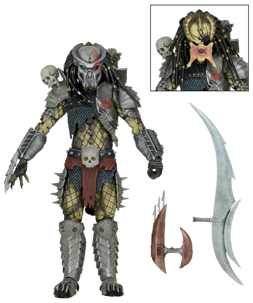 "Predator Ultimate Scarface 7"" Video Game Figure"
