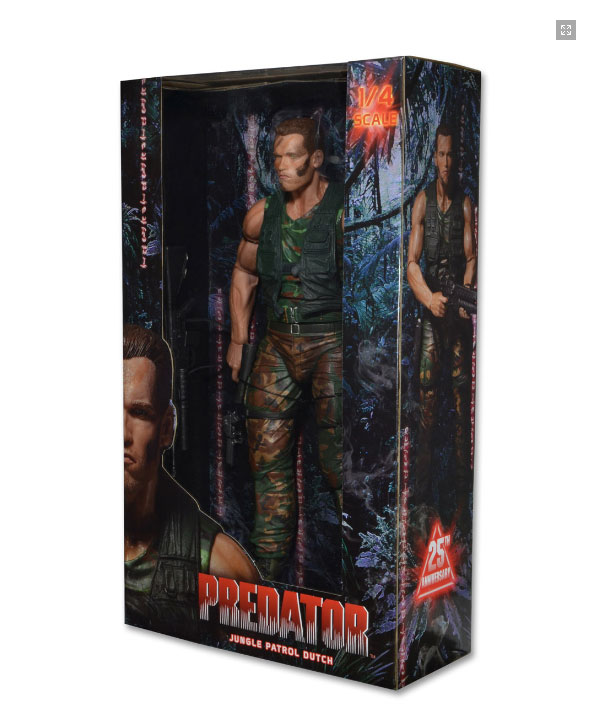 Predator 1987 1:4 Scale Dutch-Limited Edition