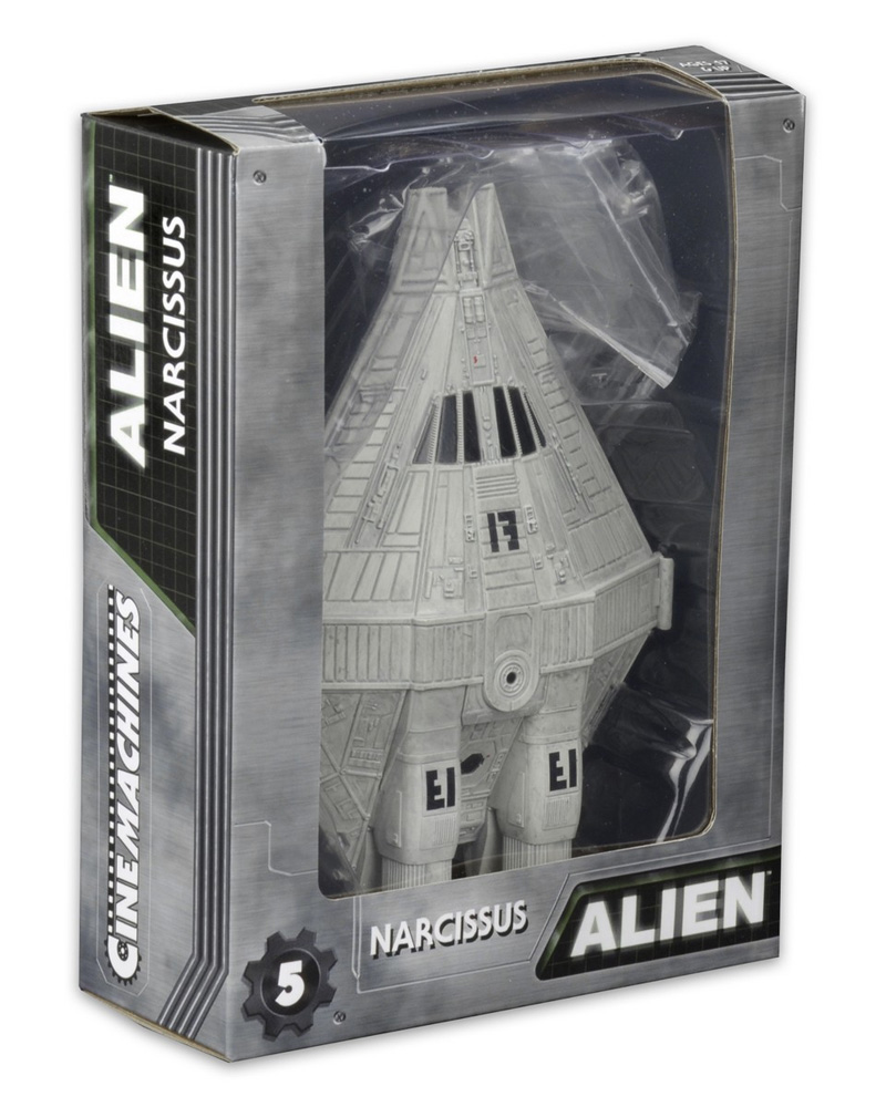 Alien Narcissus Diecast Cinemachine Vehicle