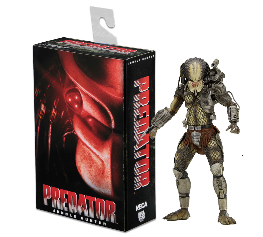 "Predator Ultimate Jungle Hunter 7"" Series Action Figure"