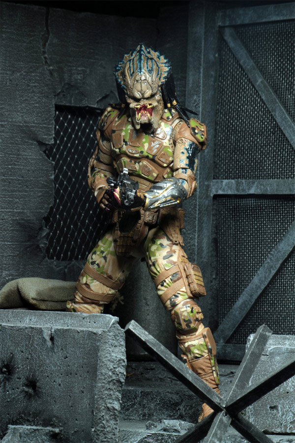 "Predator 2018 Ultimate Emissary #2 7"" Scale Action Figure by Neca"