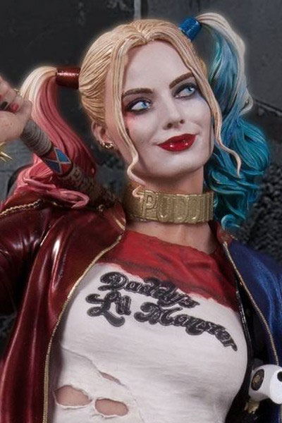 Suicide Squad 2016 Movie Harley Quinn 1/6 Scale Statue