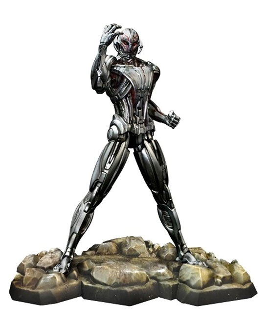 Avengers Age Of Ultron Ultron Multi Pose Action Hero Vignette