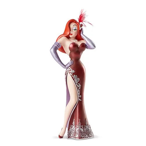 Roger Rabbit Jessica Rabbit Disney Showcase Statue