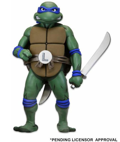 Teenage Mutant Ninja Turtles Leonardo Full Size Foam Figure