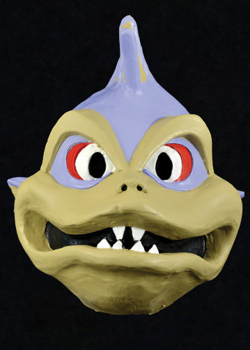 Mad Monster Party Creature Halloween Mask