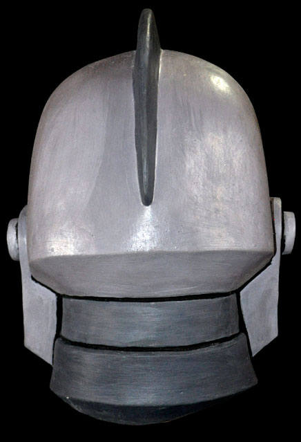 Iron Giant Adult Latex Pullover Halloween Mask