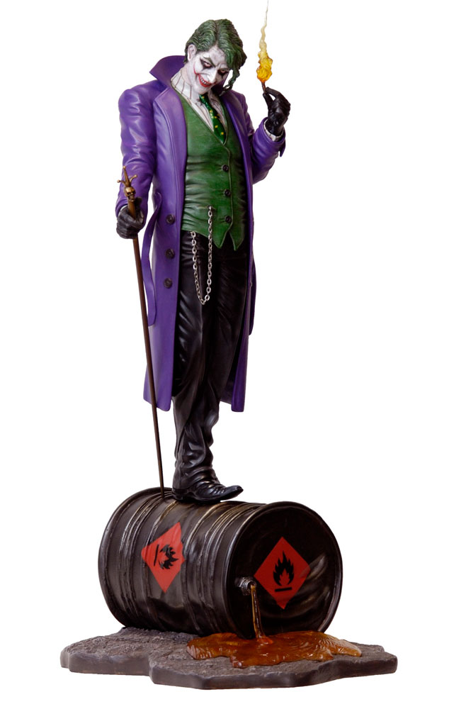 Joker 1/6 Scale Resin Statue by Yamato USA Luis Royo