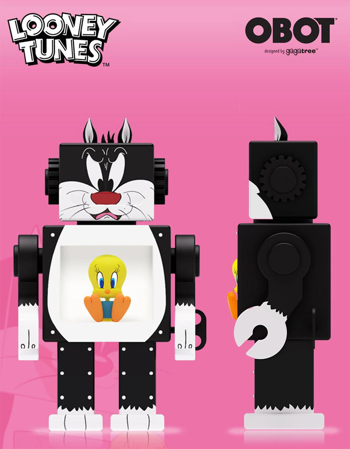 "Loony Tunes Sylvester and Tweety OBOT 6"" Figure"