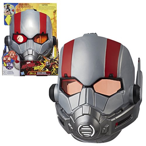 Ant-Man and the Wasp 3-in-1 Vision Mask