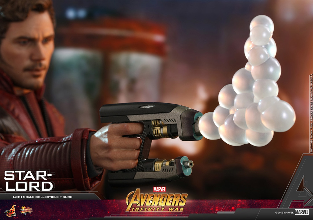 Avengers Infinity War Star Lord 1/6 Scale Figure by Star Ace Guardians of the Galaxy