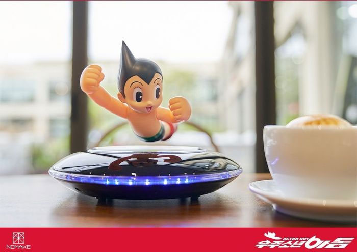 Astro Boy Flying Magnetic Magical Action Figure