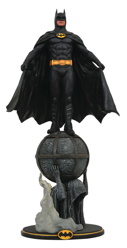 Batman 1989 DC Gallery Movie PVC Statue Michael Keaton