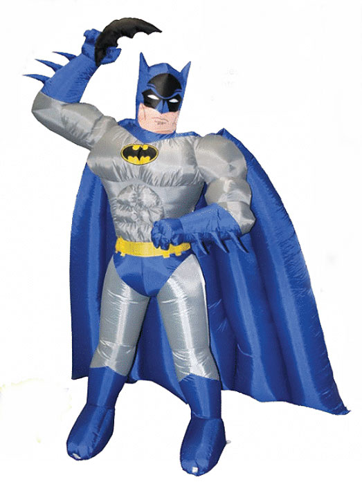 Batman Classic 1966 Batman 7 Ft. Tall Inflatable Display