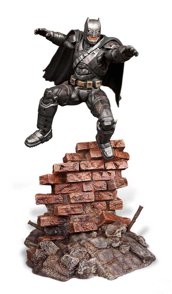 Batman Vs. Superman Armored Batman 1/8 Scale Resin Model Kit