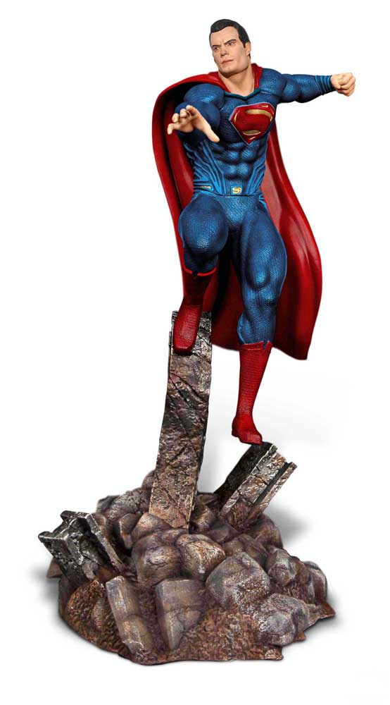Batman Vs. Superman Superman 1/8 Scale Resin Model Kit