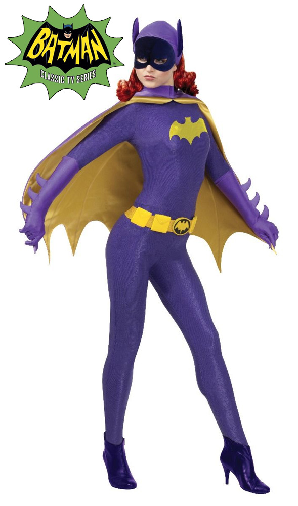 Batman 1966 Classic Yvonne Craig Batgirl Grand Heritage Costume SPECIAL ORDER