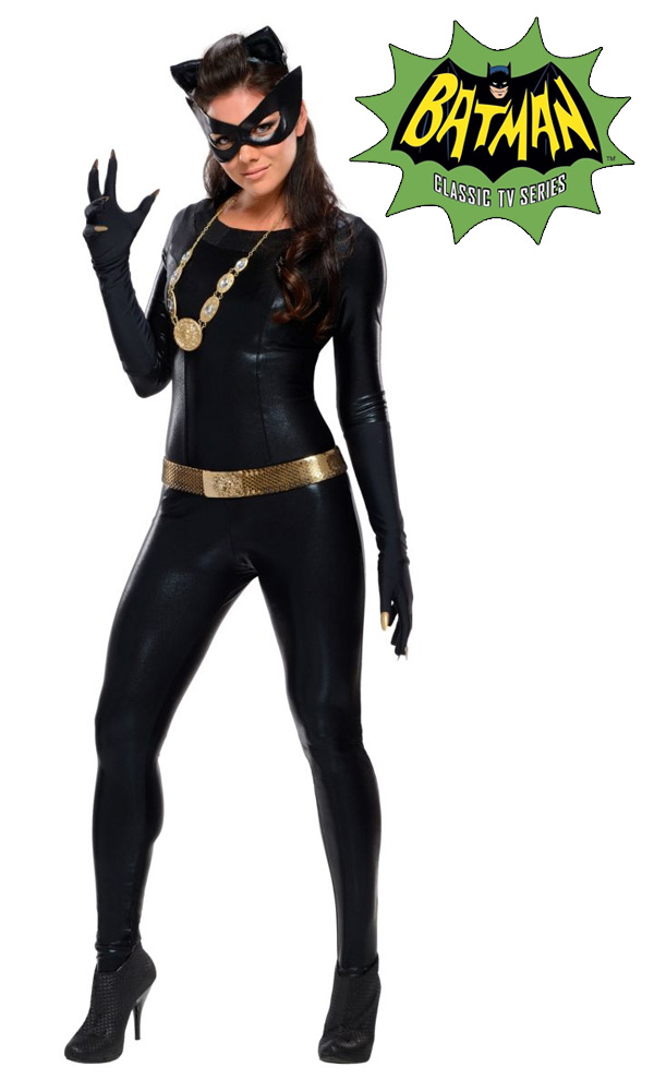 Batman 1966 Classic Julie Newmar Catwoman Grand Heritage Costume SPECIAL ORDER