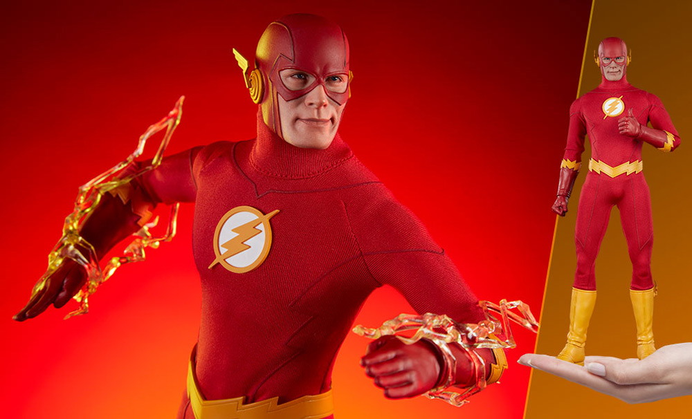 Flash 1/6 Scale Figure by Sideshow