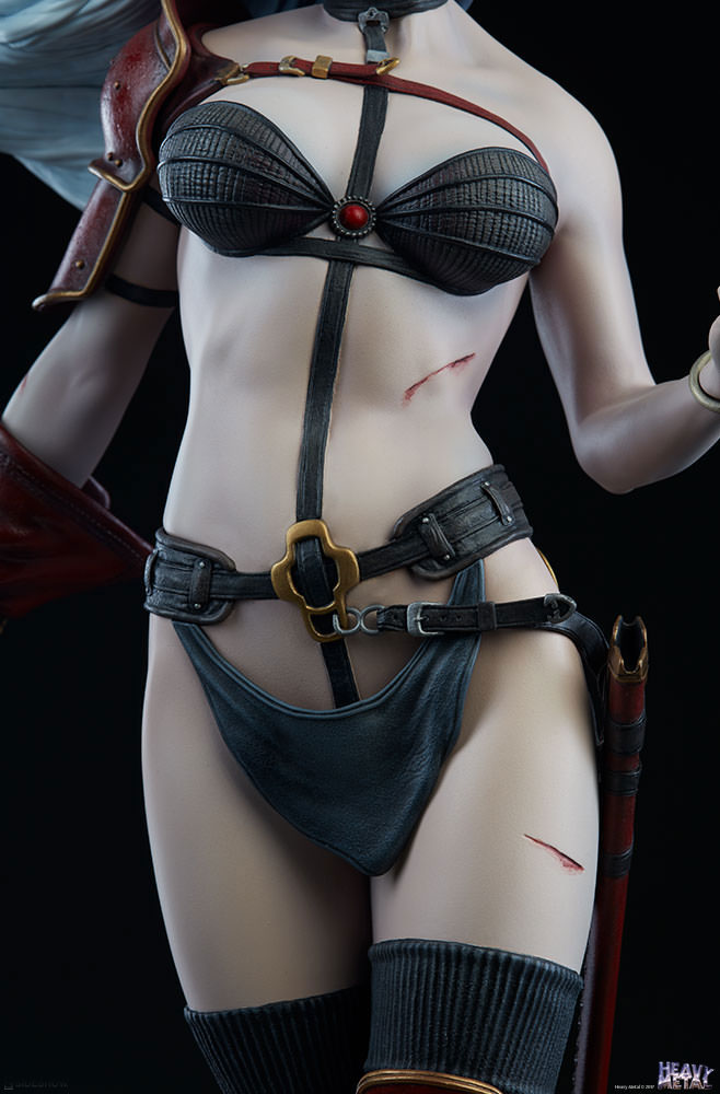 Heavy Metal Taarna 1/4 Scale Premium Format Figure - Click Image to Close