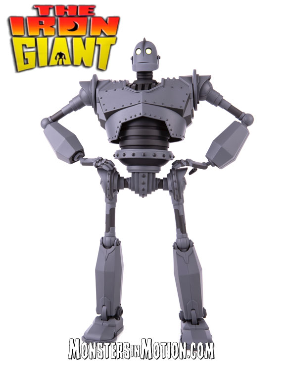 Iron Giant 12.5 Inch Giant Mondo Mecha Figure