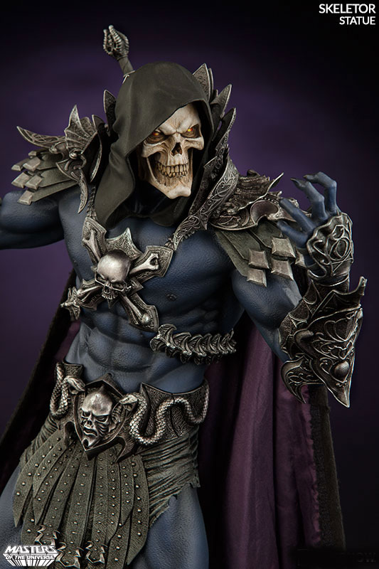 "Masters of the Universe Skeletor 22"" Tall Statue"