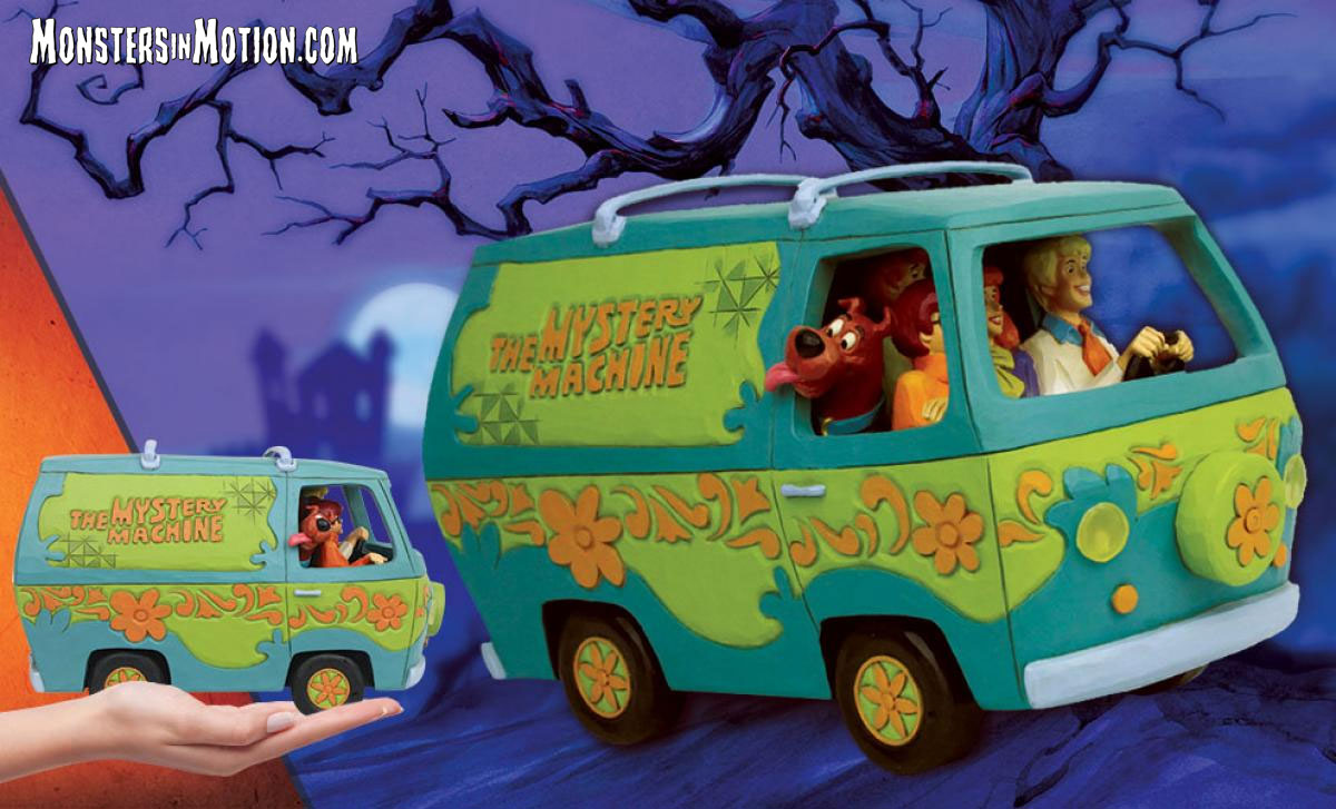 Scooby-Doo Mystery Machine Replica