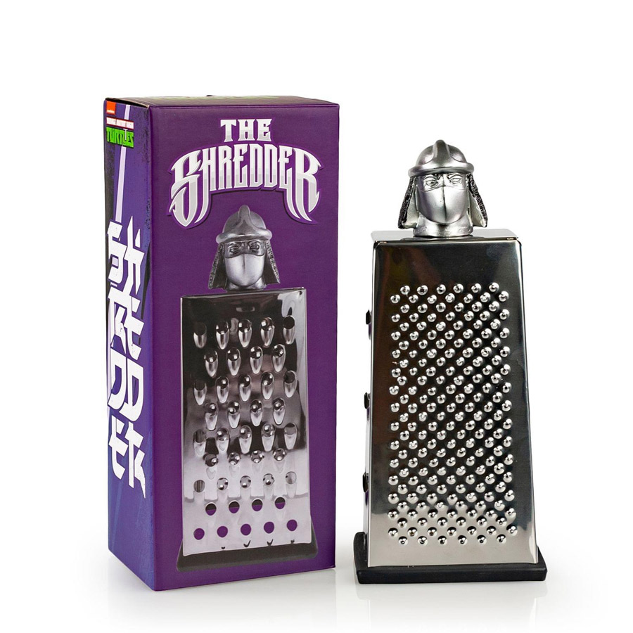 Teenage Mutant Ninja Turtles Shredder Cheese Shredder Grater