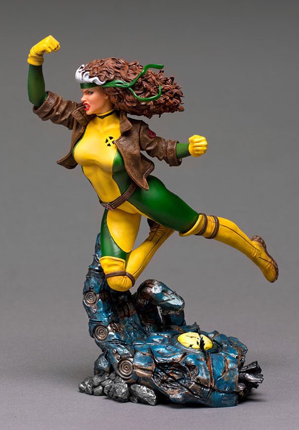 X-Men Rogue 1/10 Scale Art Scale Statue by Iron Studios