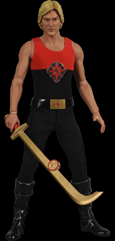 Flash Gordon 1980 Flash 1/6 Scale Figure by Big Chief Sam J. Jones