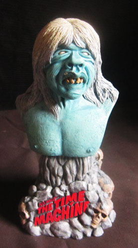 Time Machine 1960 Morlock 1:4 Scale Bust Model Kit