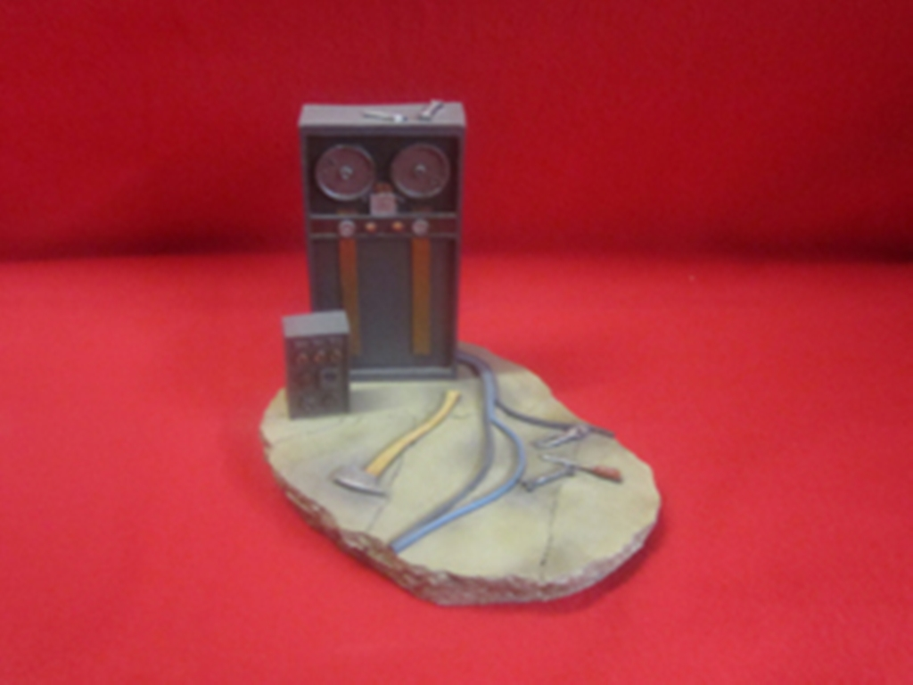 Fly Laboratory 1:25 Base Micro Monsters Kit