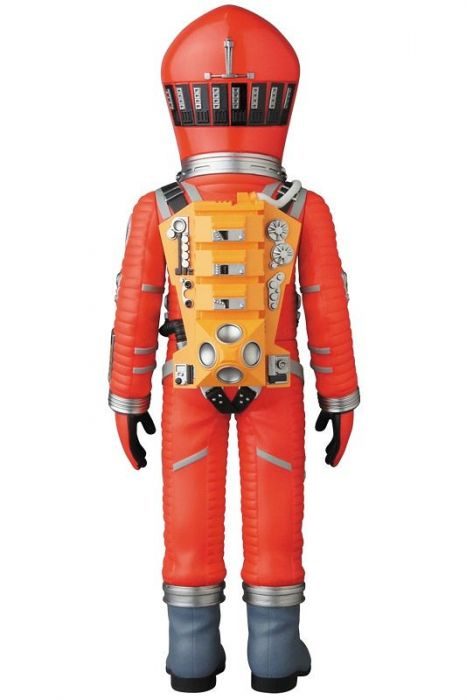 2001: A Space Odyssey VCD Orange Space Suite Figure by Medicom