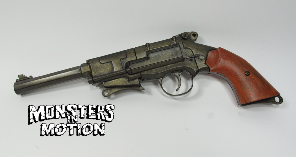 Firefly Serenity Browncoat Pistol 1:1 Prop Replica Finished