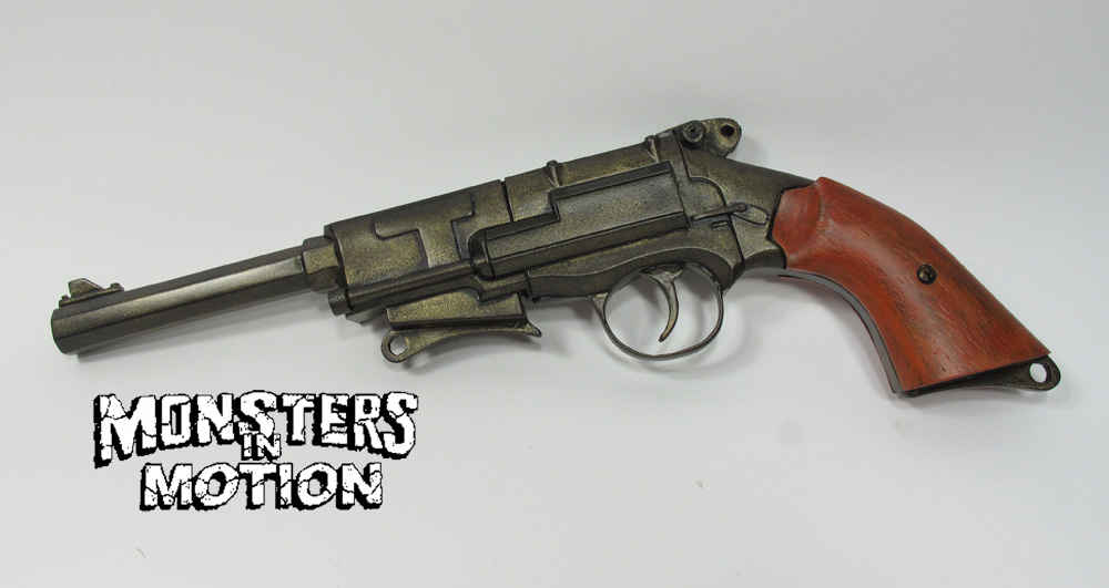 Firefly Serenity Browncoat Pistol 1:1 Prop Replica Model Kit